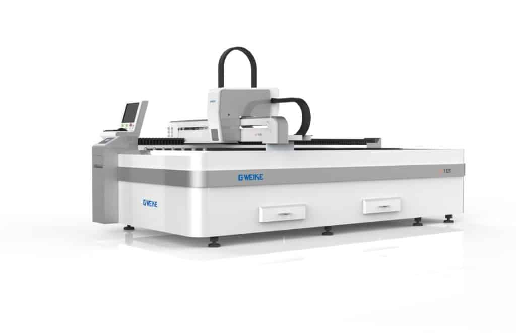 "budget-fiberlaser-snijmachines, metaal-verwerkende-fiber-laser - fiber laser snijder metaal 125 x 250 cm ""Chantal"" 500 watt Budget"