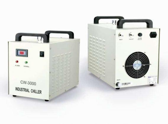 "- CO2 laser machine 60x40 cm ""IRIS"""