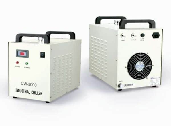 """lasersnijden, co2-laser-machines - verrijdbare laser graveer en snij machine 70x50 cm """"MONICA"""""""