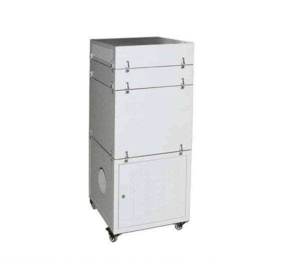- HEPA Filter-sectie voor laser machines