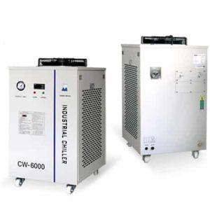 - CW-6000 industriele laser koelmachine