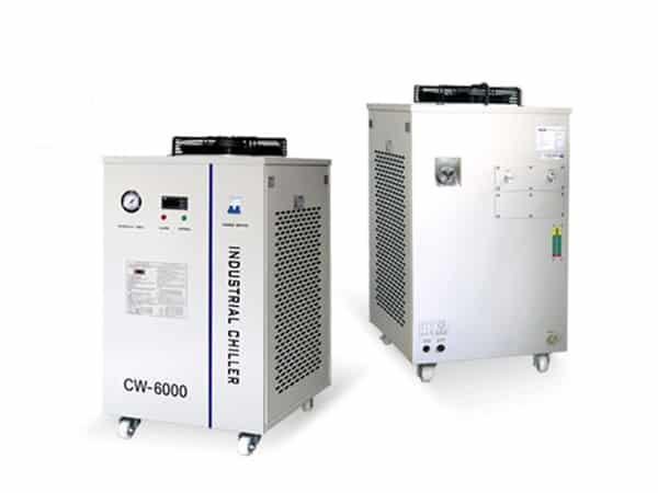 koelmachines, machine-onderdelen-en-randapparatuur - CW-6000 industriele laser koelmachine