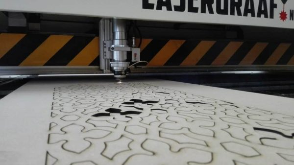 "werkplaats-machines, pro-line-series, lasersnijden, co2-laser-machines - CO2 portaal laser 135 x 250 cm ""Ivy"""