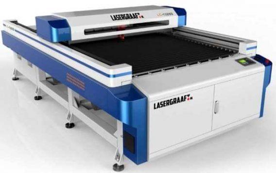 "- CO2 portaal laser 135 x 250 cm ""Ivy"""