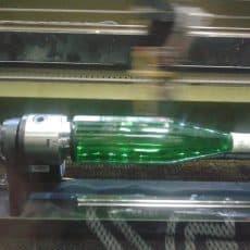 onderdelen, lasersnijden, accesoires - rotatie module lasermachine