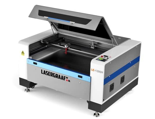 """- CO2 laser cutter 130 x 90 """"Vera"""" 100 Watt"""