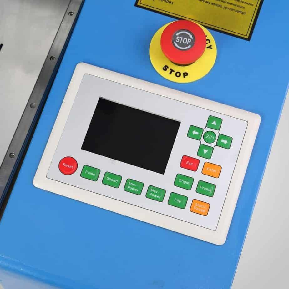 - laser software voor alle CO2 lasermachines