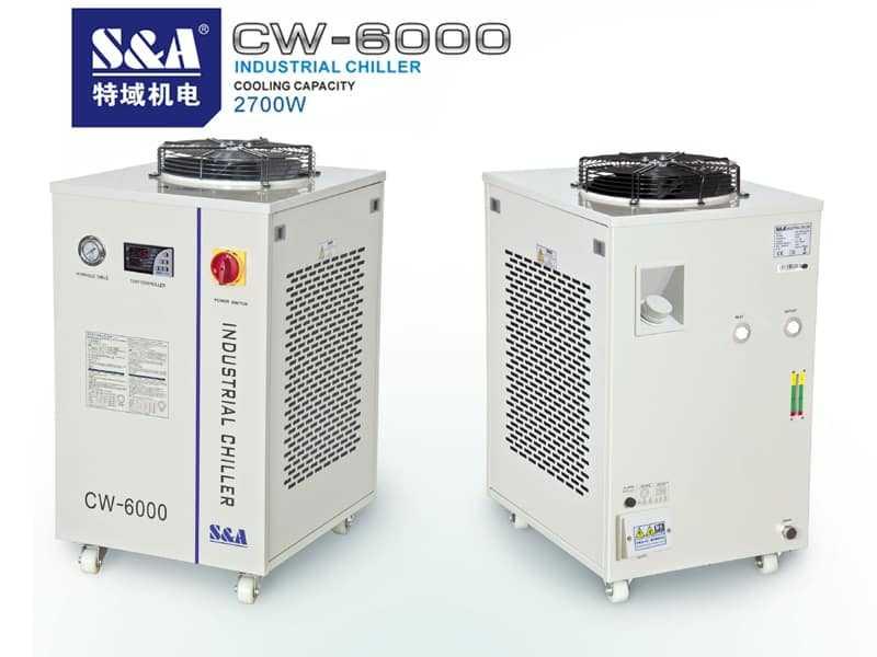educatie - laser koeling - vermogen passief of actief