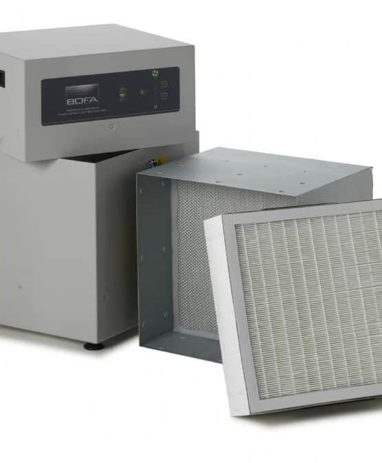 - BOFA AD-350 laser filter 250 m3/u