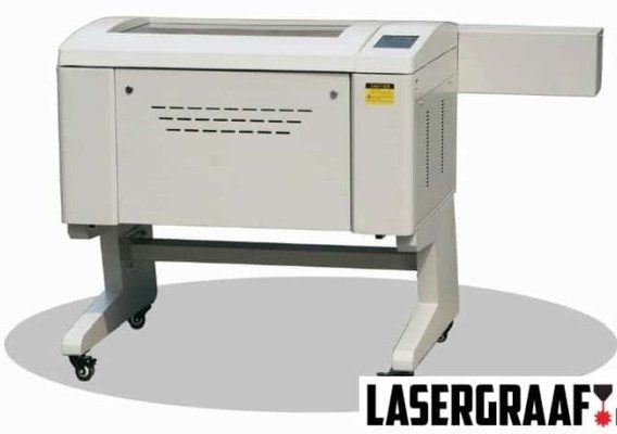 "- CO2 laser machine 60x40 cm ""IRIS"""