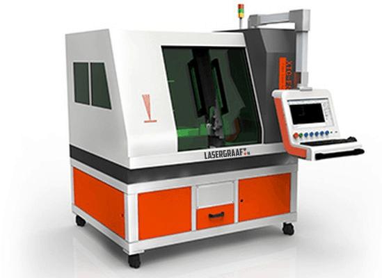 "- Fiber laser 500W 60x40 cm ""STERRE"""