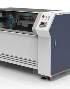 """werkplaats-machines, metaal-laser, maak-machines, co2-systemen, co2-laser-machines - 130 x 90 cm. Combi metaal laser """"MIRTHE"""""""
