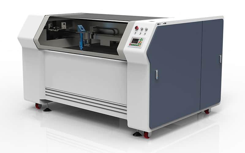 """metaal-laser-gesloten, co2-systemen, metaal-laser, maak-machines, co2-laser-machines - 130 x 90 cm. Combi metaal laser """"MIRTHE"""""""