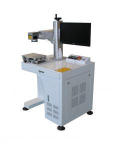 """werkplaats-machines, q-switched-fiber, pro-line-series, metaal-laser, lasersnijden, fiber-lasers-metaal-laser, fiber-lasers - Q-switched fiber markeer laser """"EMMA"""" full desk"""