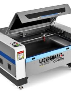 "pro-line-series, maak-machines, lasersnijden, co2-laser-machines - CO2 laser cutter 130 x 90 ""Vera"" 100 Watt"