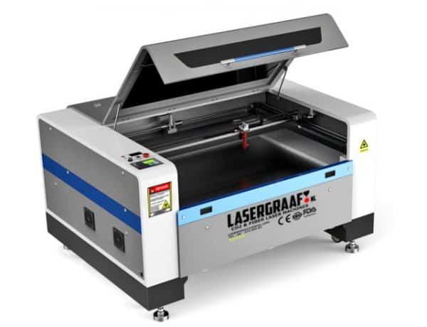 """pro-line-series, maak-machines, lasersnijden, co2-laser-machines - CO2 laser cutter 130 x 90 """"Vera"""" 100 Watt"""