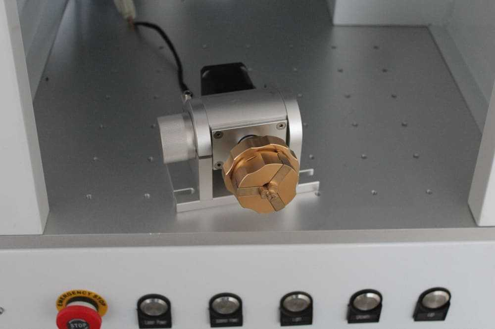 onderdelen, budget-fiberlaser-snijmachines, accesoires - rotatie module voor fiberlaser machines