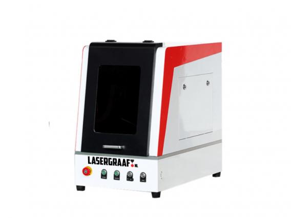 """- MOPA fiber desktop laser """"Lana"""""""