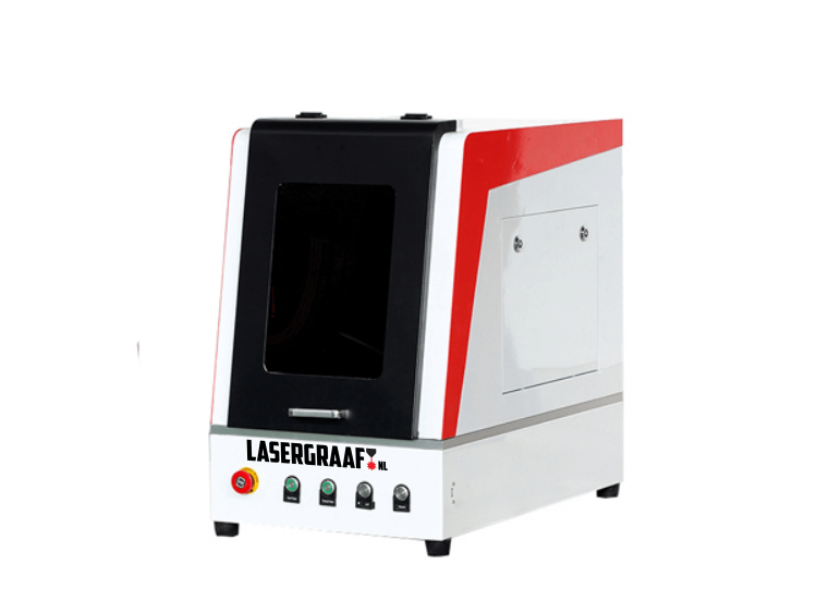 """werkplaats-machines, mopa-fiber, metaal-laser, maak-machines, fiber-lasers-metaal-laser, fiber-lasers - MOPA fiber desktop laser """"Lana"""""""