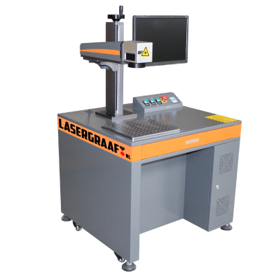 "- 20-100 W fiber laser ""Alice"" open desk"
