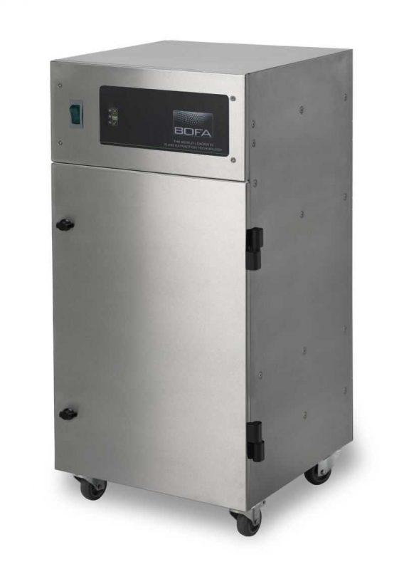 - BOFA AD nano afzuig en filter systeem voor lasers