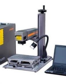 """fiber-lasers-metaal-laser, q-switched-fiber - desktop fiberlaser 20-100 watt """"Manon"""""""