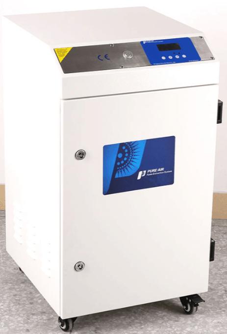 - 500 m3 luchtfilter air scrubber laser ventilatie IQ