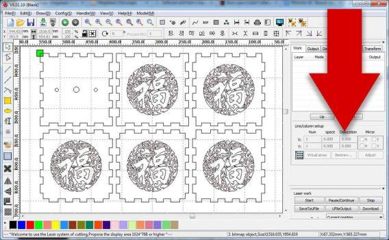- download handleiding voor RD-Works CO2 laser software