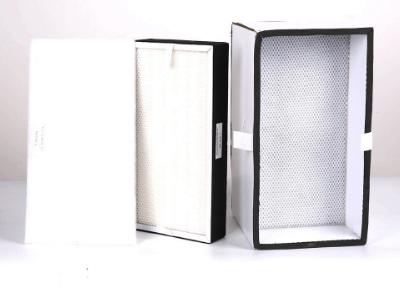 onderdelen, filter-systemen, accesoires - HEPA filterset met aktieve koolstof