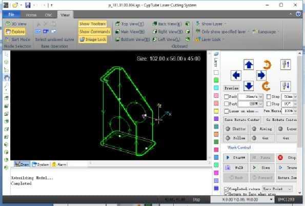 fiber-lasers-metaal-laser, lasersnijden, downloads - Cypcut snij-software voor fiber laser snijmachines