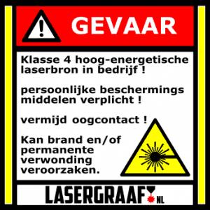 - onderhoudscontract en keuring van uw laser machine