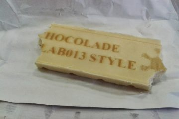 - (witte) chocolade