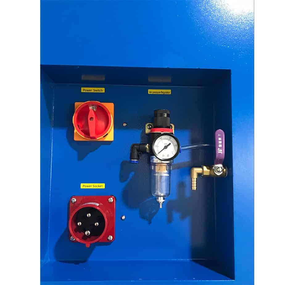 filter-systemen, industriele-fiber-lasera - fiber laser filter systeem 5000 m3/uur metaal