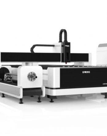 pro-line-series, open-fiberlaser-systemen, industriele-fiber-lasermachines-robuust-uitgevoerd, buis-en-pijp-combinatie-fiber-laser-machines, combinatie-lasers, metaal-verwerkende-fiber-laser - buis laser en plaatlaser combinatie NORA - open