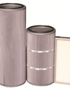 onderdelen, filter-systemen - HEPA PTFE Cartridge vervangings filter - 3600 - 5000 m3