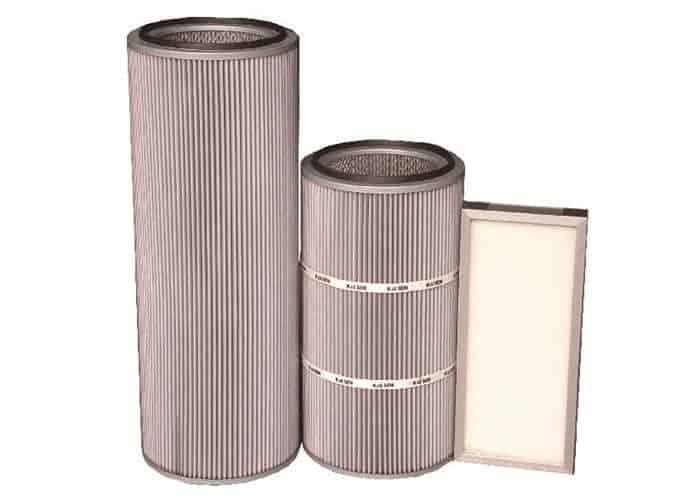 onderdelen, filter-systemen - HEPA PTFE Cartridge vervangings filter - 2400 m3