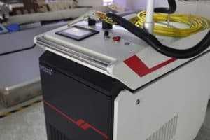 industriele-fiber-lasera - laser las apparaat - lassen met laserlicht