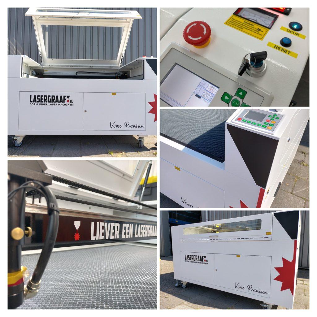 lasergraaf vera