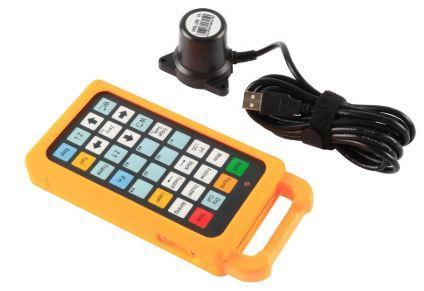 remote control for fiberlaser